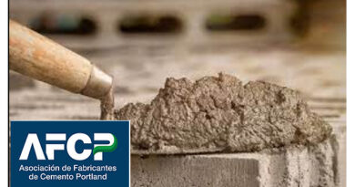 Consumo de cemento