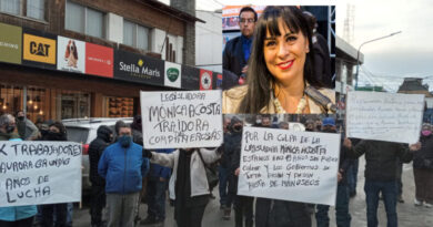 Legisladora Mónica Acosta