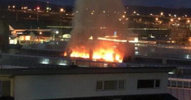 incendio hospital ushuaia