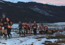 Se corrió a pleno la carrera nocturna ¨Kupanaka Ushuaia Trail¨