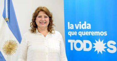A un mes de las elecciones: Carolina Yutrovic retendría la banca del Frente de Todos
